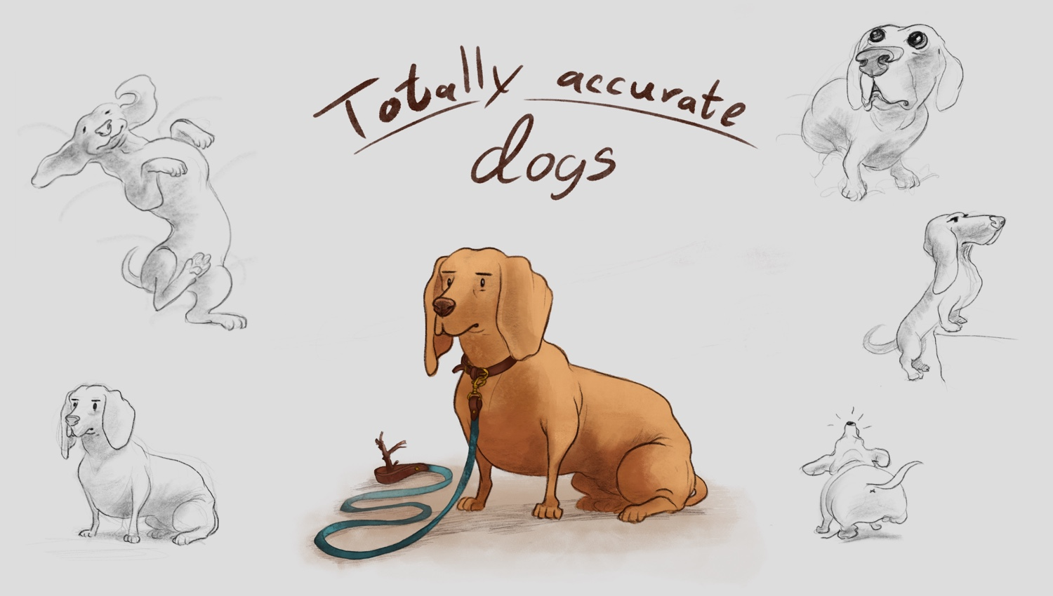 Title image of Totally accurate dogs 1
